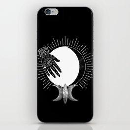 Waning Gibbous iPhone Skin