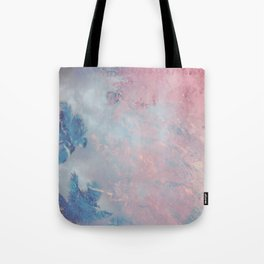 DESERT ICE Tote Bag