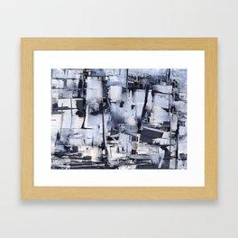 winter memories Framed Art Print