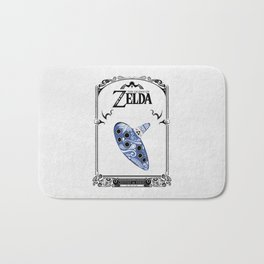 Zelda legend - Ocarina of time Bath Mat