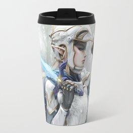 Armored Zelda - Snow Travel Mug