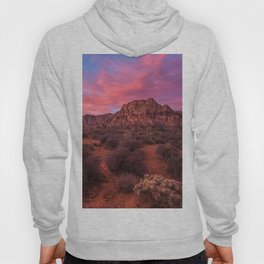 Sunrise at Red Rock Hoody