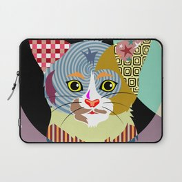 Spectrum Cat Laptop Sleeve