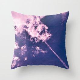 Cloud 02 Throw Pillow