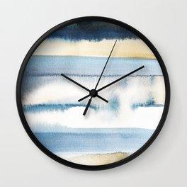 Norcal Beaches Wall Clock