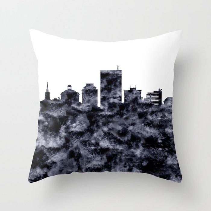 Lexington Skyline Kentucky Throw Pillow By Atw Society6