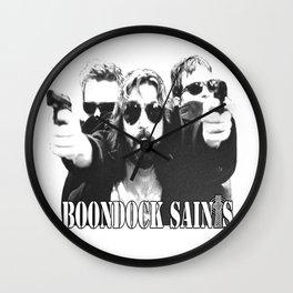 Boondock Saints Wall Clock