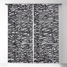 Background Blackout Curtain