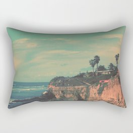 Cliff Side Rectangular Pillow