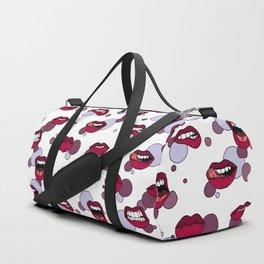Lip Feelings Duffle Bag