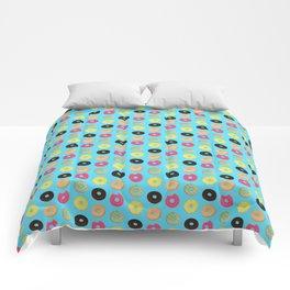 DOUGHNUTS Comforters