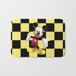 Mickey Mouse III Bath Mat