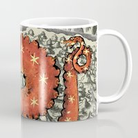 carpe diem Mugs featuring Carpe Diem by anipani