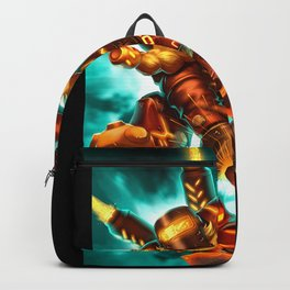 torbjorn over Backpack