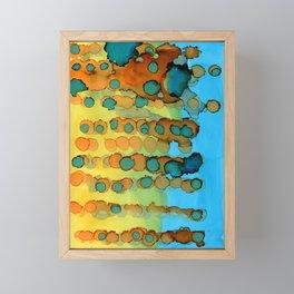 Continually Evolving Framed Mini Art Print