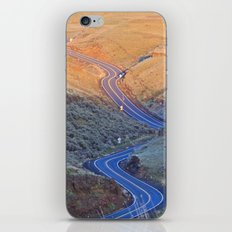 Long and Winding iPhone & iPod Skin