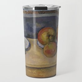 Still Life With Apples and Pears Travel Mug