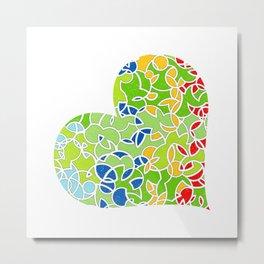 Heart (3) Metal Print