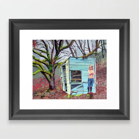 Lewiston Biltmore Framed Art Print