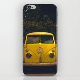 Adventuremobile iPhone Skin