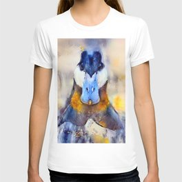 Mr. Ruddy Duck T-shirt