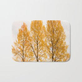 Aspen Trees #decor #buyart #society6 Bath Mat