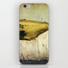 White Cliffs of Dover iPhone Skin