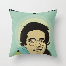 JAIME GARZÓN Throw Pillow