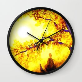 Bless the lord oh my soul and all that is within me Wall Clock
