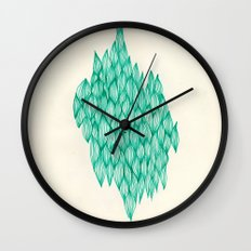 past participle Wall Clock