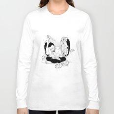 birdmaker print Long Sleeve T-shirt