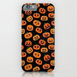 Jack-o'-Lanterns iPhone Case