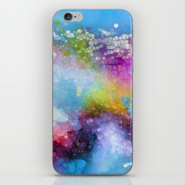 A World of Color iPhone Skin