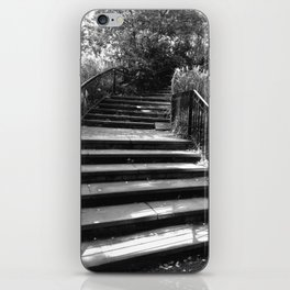 Stairway to the City iPhone Skin