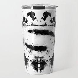 Rorschach Heroes Travel Mug