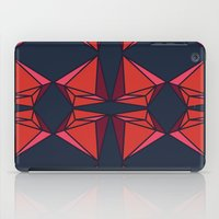 ruby iPad Cases featuring Ruby by Tess Ellis