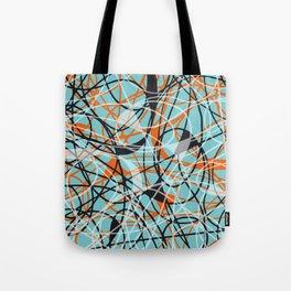 curvy sunday Tote Bag