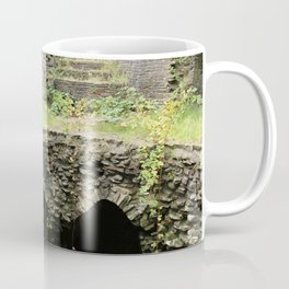 Caerphilly Castle Ruins Coffee Mug