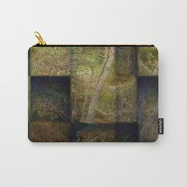 Forest on boxes Carry-All Pouch