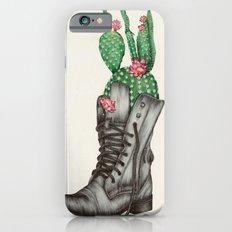 Shoe Bouquet II Slim Case iPhone 6s