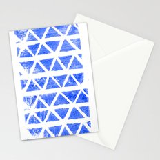 triangle stamp Stationery Cards