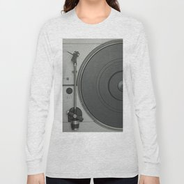 OLD SCHOOL VINYL VIBES Long Sleeve T-shirt