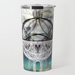 TwoWorldsofDesign Travel Mug