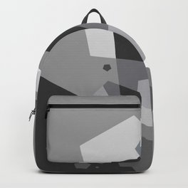 Grayish - Abstract #society6 #decor #buyart Backpack