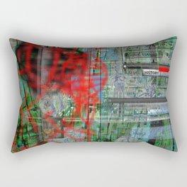 Wormwood Tonight (with apologies) Rectangular Pillow