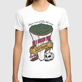 100 blunts T-shirt