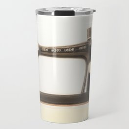 """Sew It's Quirky"" by Murray Bolesta Travel Mug"