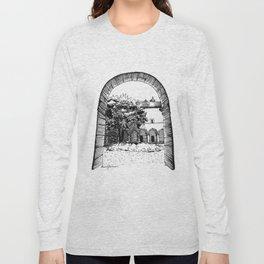 a glance inside Long Sleeve T-shirt