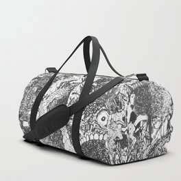 Monster Forest Duffle Bag