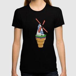 Windmill Ice Cream Colour T-shirt